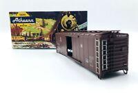 HO Athearn Bev-Bel 50' Box Car N de M Nacionales De Mexico #78997 Model #4806