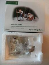 Department 56 - Alpine Village Home from the Mill #56.56304 Free Shipping