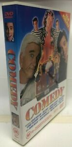 10 Movie Comedy DVD Box Set - AusPost with Tracking