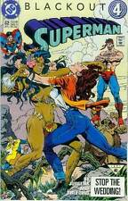 Superman (2nd series) # 62 (Sonic the Hedgehog insert) (USA, 1991)