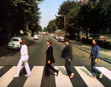 """The Beatles Abby Road Crossing Photo Print 13x19"""""""