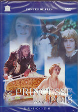 DVD ПРИНЦЕССА НА ГОРОШИНЕ DIE PRINZESSIN AUF DER ERBSE The Princess And The Pea