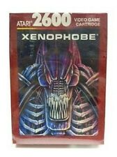NEW Xenophobe Game  for Atari 2600 PAL version NOT FOR USA OR CANADA