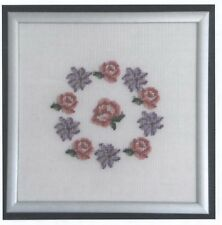 Victorian Blooms - Needlework designs by CJ