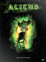 Aliens (DVD, 2004, 2-Disc Set, Collector's Edition)