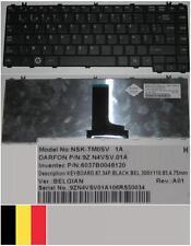 Teclado Azerty Belga Toshiba L600 L630 L640 NSK-TM0SV 9Z.N4VSV.01A Negro