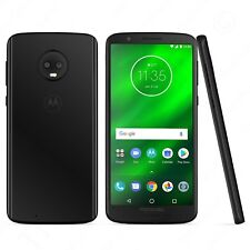 Unlocked Motorola Moto G6 Xt1925 32Gb Black Gsm Smartphone
