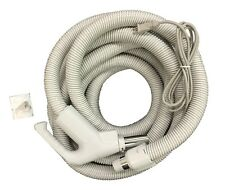 35' Electric Hose Assembly with Pigtail or Direct for Electrolux Central Vacuum
