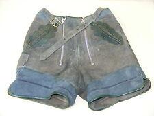 Belle antique Enfants Pantalon en cuir Grand 146