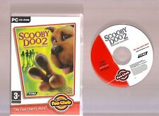 SCOOBY-DOO 2 MONSTERS UNLEASHED. CHILDREN'S ACTION/ADVENTURE GAME FOR THE PC!!