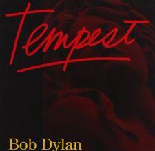 BOB DYLAN CD - TEMPEST (2012) - NEW UNOPENED - ROCK