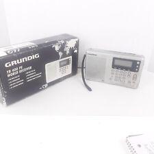 Grundig YB 400PE Short Wave Radio With Box as is