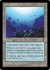 CORAL ATOLL Visions MTG Land Unc