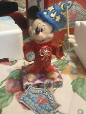 disney mickey mouse figurine touch of magic