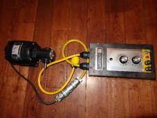 BODINE GEAR MOTOR DC 1/20HP  w/CONTROL BOX