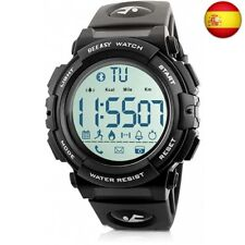 Beeasy Reloj Deportivo Hombre,Relojes Digital Impermeable Watches Led
