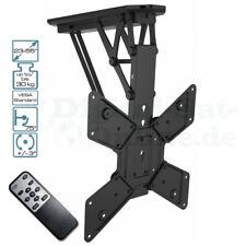 """➨ MyWall Pliant Motorisé Plafond Pour LED TV Support 23-55 """" Jusqu'À 30kg"""