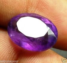 9.40 CT Oval Shaped Amethyst 100% Natural A++ Awesome Quality Gemstone 1570 PL