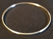 Silver Effect Bangle