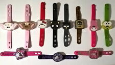 "VTG MCDONALDS ""HELLO KITTY"" DIGITAL -11 COLLECTORS WRIST WATCHES"