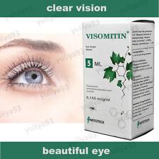 VISOMITIN SKQ-1 cataract eye drops Skulachev ions Визомитин 5ml