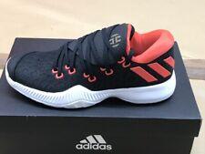 Adidas harden b/e caballero zapatillas de baloncesto cortos negro indoor nuevo ac7820