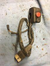 Yamaha Tzr125r 4DL Belgarda Rh Switch Gear switchgear Killswitch YPVS Tzr Rd Dt