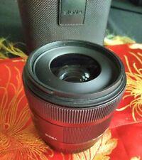 Sigma Art 30mm f/1.4 DC HSM Lens for Canon DSLR Camera