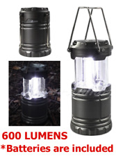 Tac Light Lantern Mini 600 LUMENS BRIGHT Beam Camp Atomic Storm Emergency New!