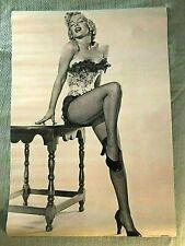 1987 Scandecor(Ger.) #1622- 29x39 Marilyn Monroe Poster, Estate of Marlyn Monroe