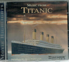Music from Titanic - including : My Heart Will go on - Cd Usato Cd_528