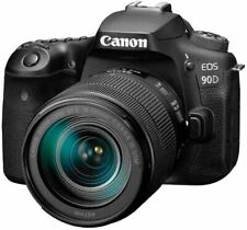 Canon DSLR Camera [EOS 90D] with 18-135 is USM Lens | Built-in Wi-Fi, Bluetooth,