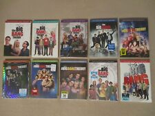 THE BIG BANG THEORY: Seasons 1-10 (DVD)