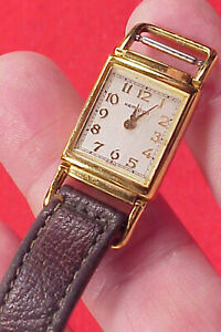 Hamilton 18mm ladies Wilshire Wristwatch Preowned Limited Edition repairs
