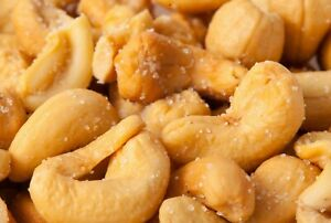 Cashew Roasted and Salted Premium Quality Cashew Nuts 1kg fresh cashews roasted