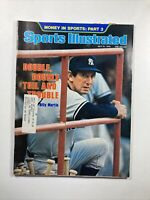 Sports Illustrated July 31 1978 Billy Martin New York Yankees magazine