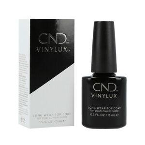 Cnd Vinylux Weekly Top Coat Überlack 15ml