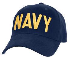 usn us navy baseball cap hat ballcap rothco 9290