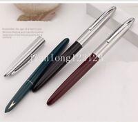 Hero 266 reservoir fountain pen Fine titanium nib