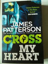 Cross My Heart: (Alex Cross 21) by James Patterson (Hardback, 2013)
