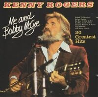 Kenny Rogers Me and Bobby McGee-20 greatest hits [CD]