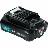 MAKITA BL1021B NEW 12V Max CXT Lithium Ion 12 Volt 2.0Ah Battery
