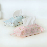 Pink cat Cotton and Linen Creative Paper Bag paper Towel bag Paper Towel bag F