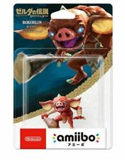 Nintendo amiibo Bokoblin The Legend of Zelda Breath of the Wild Free Shipping!!!