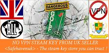 Dangerous Golf Steam key NO VPN Region Free UK Seller