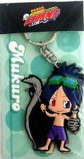 Hitman Reborn Summer Mukuro Rubber Key Chain NEW