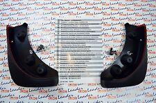 GENUINE Vauxhall ASTRA K - REAR MUDFLAPS / SPLASH GUARDS KIT - NEW - 13432437