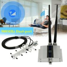 LCD GSM 900Mhz Cell Mobile Phone Signal Repeater Booster Amplifier For Home