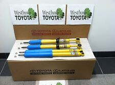 Toyota Tacoma 2005-2015 OEM Genuine New Front and Rear Bilstein Shocks Set of 4