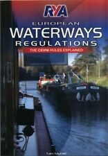 RYA European Waterways Regulations (Paperback) G17